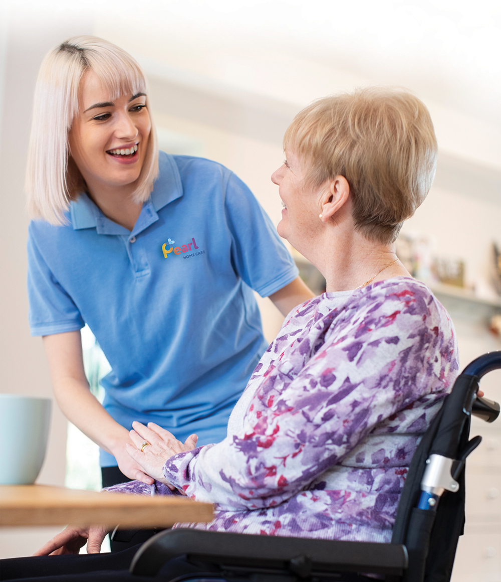 Pearl Home Care Support Worker