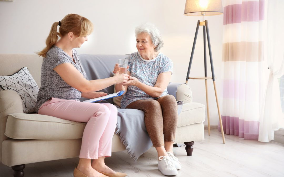 When to know it's time for in-home care