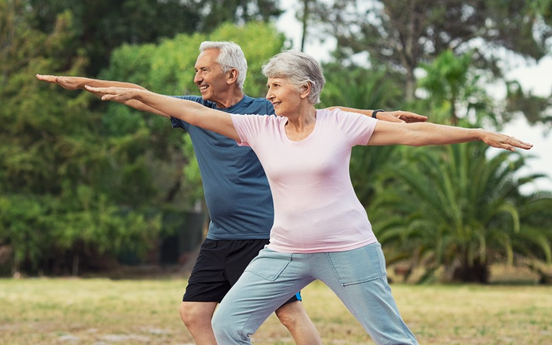 Time to move – daily activities to maintain cognitive and physical wellbeing
