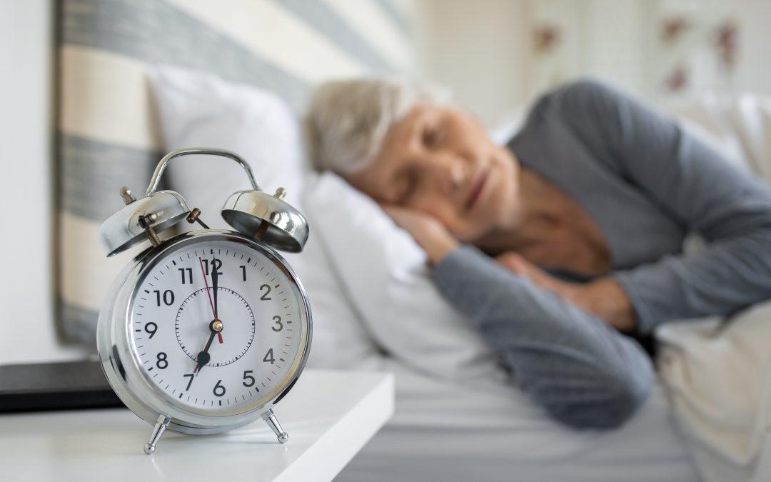 睡眠与衰老:让老年人睡个好觉的秘诀